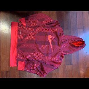 Nike hoodie therma- fit sweatshirt